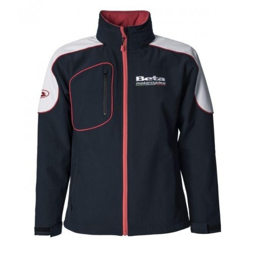 PADDOCK SOFTSHELL JACKET PODIUM