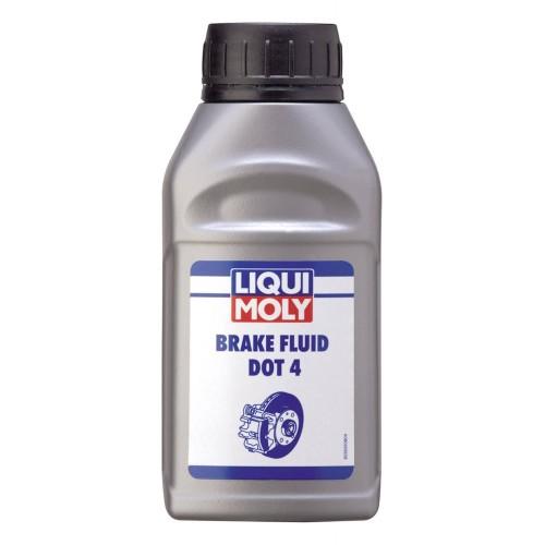 LIQUI MOLY DOT 4 BRAKE FLUID