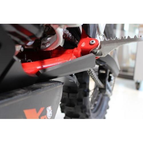 AXP XTREM HDPE SKID PLATE BLACK 250/300RR 20-22
