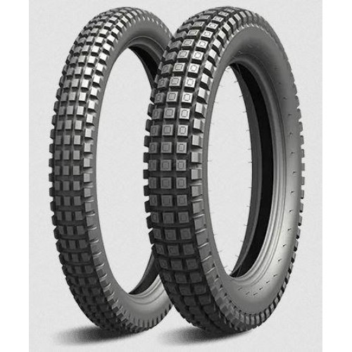 TYRE MICHELIN - REAR (TUBELESS) X11